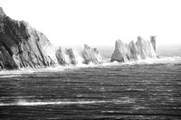 The Needles in a storm